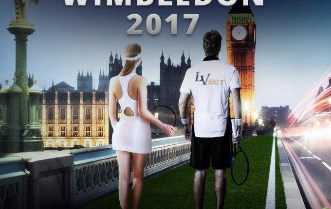 Typuj bez ryzyka Wimbledon 2017 w LV BET!