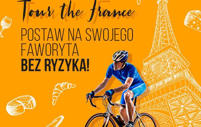 Bonus na Tour de France od LV BET!