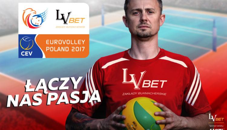 LV BET sponsorem siatkarskich Mistrzostw Europy 2017!