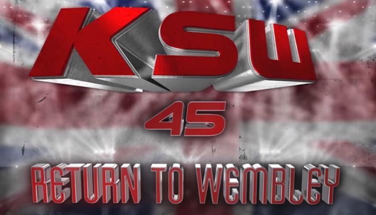 Kogo zobaczymy na gali KSW 45 w Londynie?